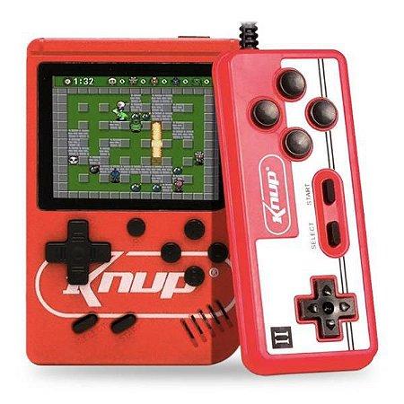 Mini Game Com 400 Jogos Knup KP-GM002