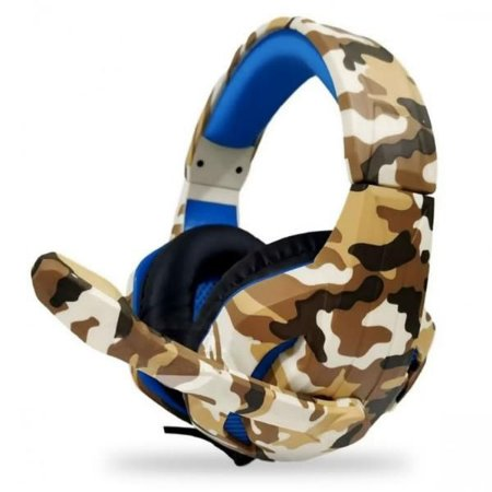 Headset Gamer PS3/PS4/XBOX ONE/NSWITCH TecDrive PX-5-Deserto