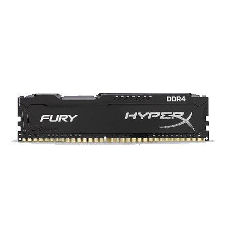 MEMORIA DDR4 4GB 2400MHZ DESKTOP HYPER-X FURY BLACK