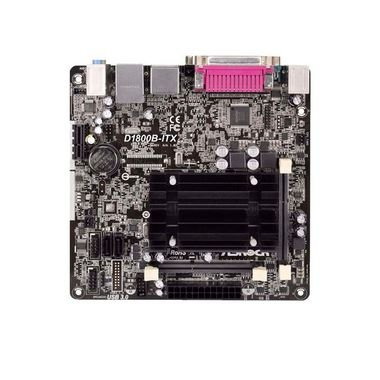 PLACA MAE D1800B-ITX C/PROC INTEGRADO INTEL J1800 HDMI BOX ASROCK
