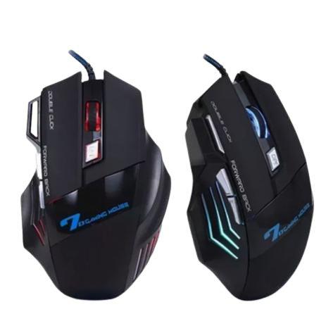Mouse Gamer 3200DPI Ecooda MS8020