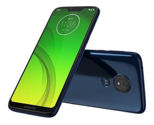 Smartphone Moto G7 Power Azul