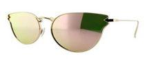 Óculos Solar Feminino  NY1024 Rosa Espelhado