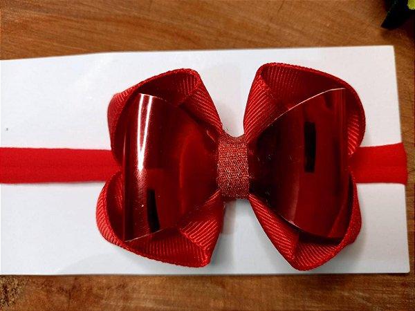 Laço faixa Boutique vermelho 2