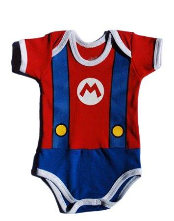 Body Temático Mario Bros