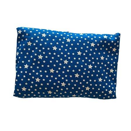Bolsinha Térmica de Sementes - Azul estrela