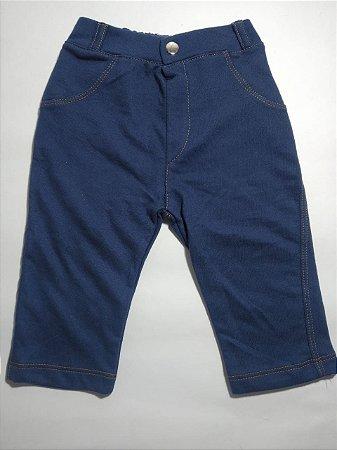 Calça Molecotton Azul