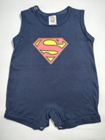 Macaquinhos de Verão Superman
