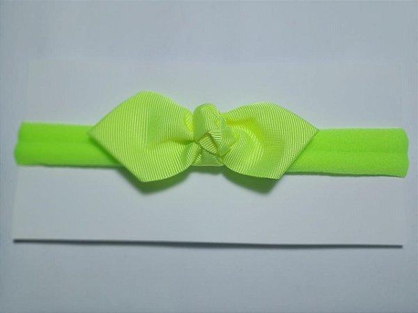 Laço Verde limão - VL2