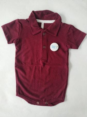 Body Polo Bordo