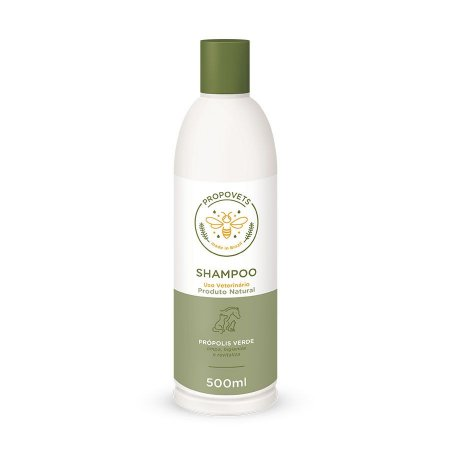 Shampoo Natural para Cães e Gatos 500ml -Propovets