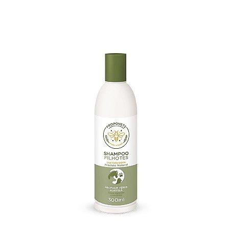 Shampoo Filhotes Natural para Cães e Gatos 300ml -Propovets