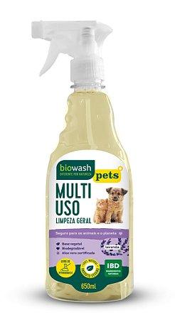 Multiuso Lavanda para limpeza geral 650ml - Biowash