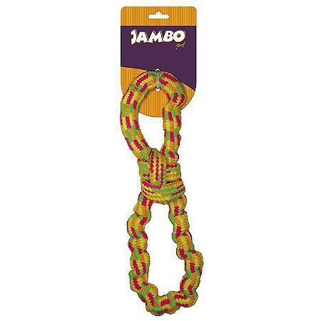 Brinquedo Corda Colorfull 8 Elastic – Jambo