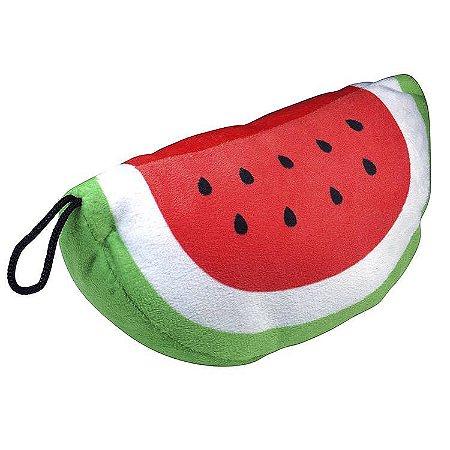 Brinquedo Mordedor de Pelúcia Fruit Melancia - Jambo