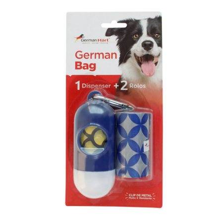 Kit Cata Cáca Azul e Branco - GermanHärt