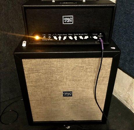 Amplificador Beano Head + Caixa 4 x 10
