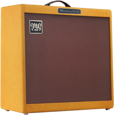 Amplificador MG MUSTANG SALLY - Combo 40w 4x10 - Falante MG Black Dog Ceramico