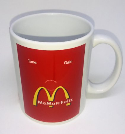 Caneca MG Music Mc Muff Feliz