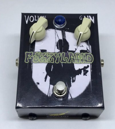 Pedal MG Fuzzyland