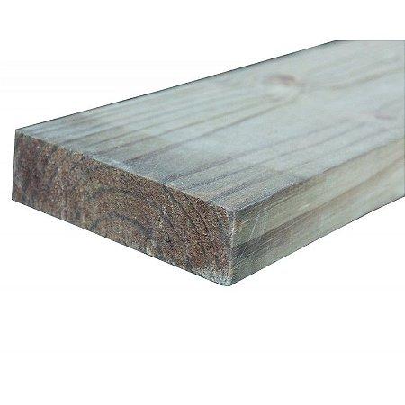 Prancha de Pinus Tratado em Autoclave 4,5x19,5x3,00