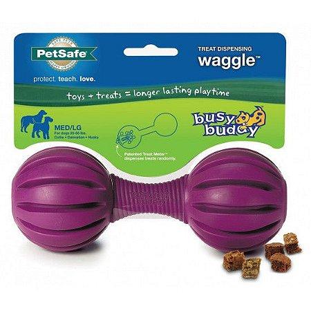 Brinquedo Busy Buddy Waggle