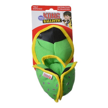 Brinquedo Kong Ballistic Hide'n Treat