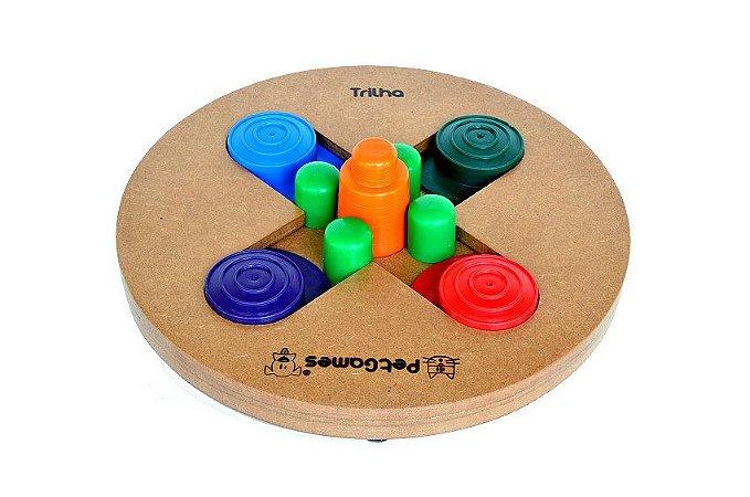 Jogo Interativo Tabuleiro Trilha