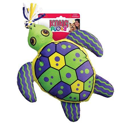 Pelúcia Kong Aloha Turtle
