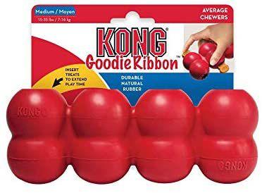 Brinquedo Kong Goodie Ribbon