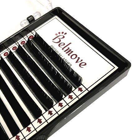 Cílios 12mm CC 0.07 16 Fileiras - Belmove