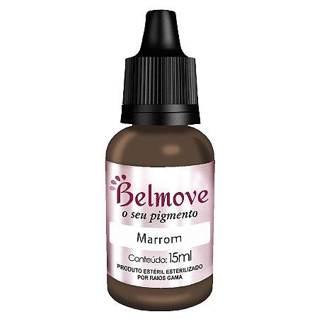 Marrom 15ml - Belmove