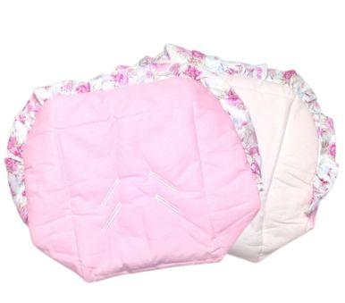Capa de Bebê Conforto Com Variações de Cores 0,48 x 0,82cm