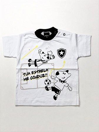Camiseta do Botafogo Masculino - P/GG