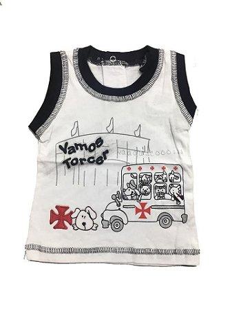 Camiseta Regata do Vasco Masculino - P ao GG