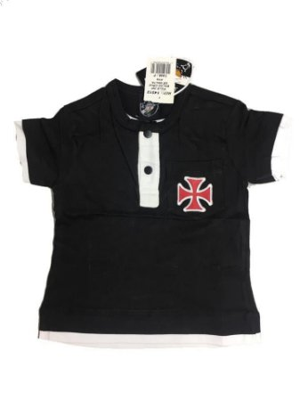 Camiseta do Vasco Masculino Tam P