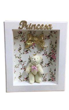 Porta Maternidade Princesa