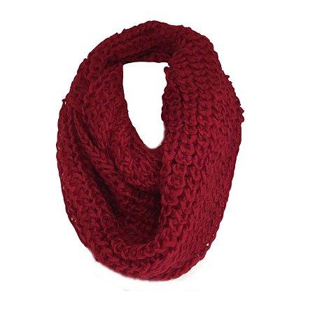 Gola básica de tricot