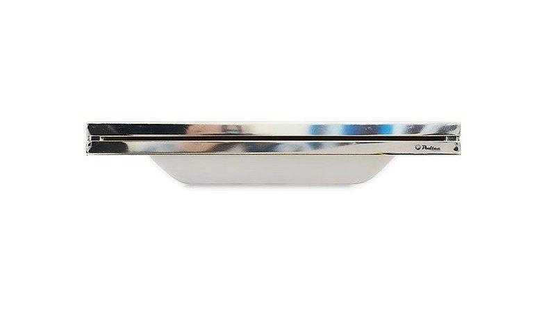 Cascata de Embutir Em fibra C/ Bico em inox 120cm - Pooltec
