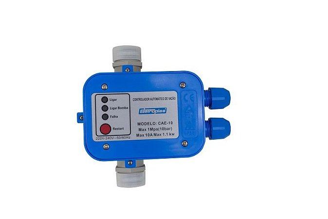 Controlador Automático de Pressão Eletroplas CAE-10   -  220v