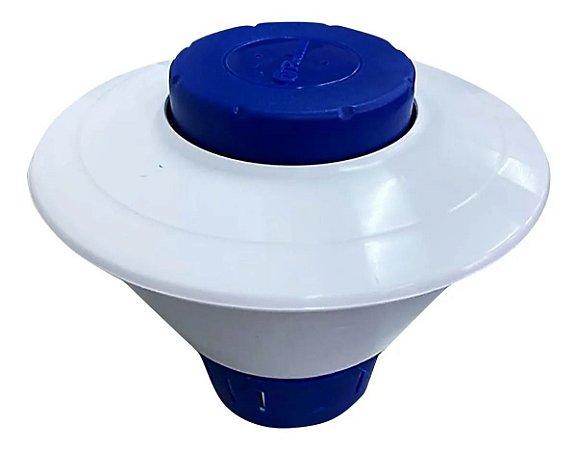 Clorador Flutuante Pooltec Para Piscinas