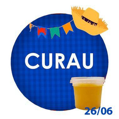 CURAU -300g - RETIRADA SOMENTE NO DIA DA FESTA COM HORÁRIO PREVIAMENTE AGENDADO - 26  de junho