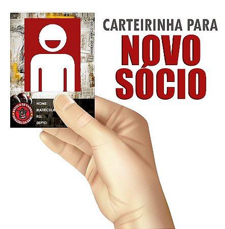 Carteirinha de Sócio -  Novos componentes ou componentes com carteirinha anterior a do carnaval 2020