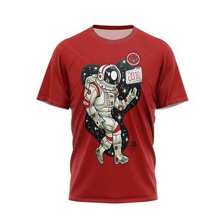 Camiseta comemorativa 2010