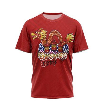 Camiseta comemorativa 2013