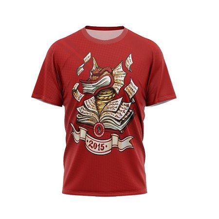 Camiseta comemorativa 2015