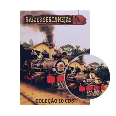 Coleção Raízes Sertanejas - FRETE GRÁTIS