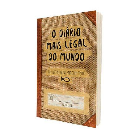 Livro O Diário Mais Legal do Mundo