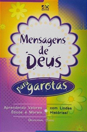 Livro Mensagem de Deus Para Garotas