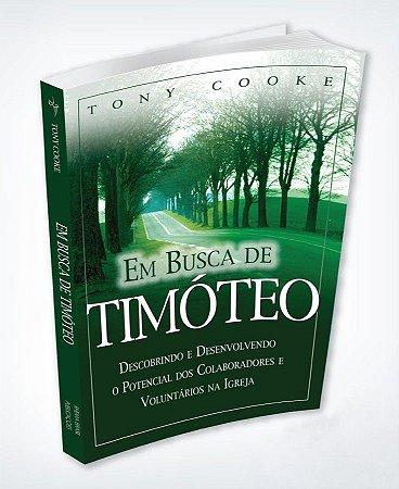 Livro Em busca de Timóteo